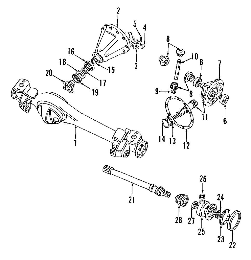 Browse A Sub Category To Buy Parts From Land Rover Defender Catalogue Genuine Pin Lan 576159