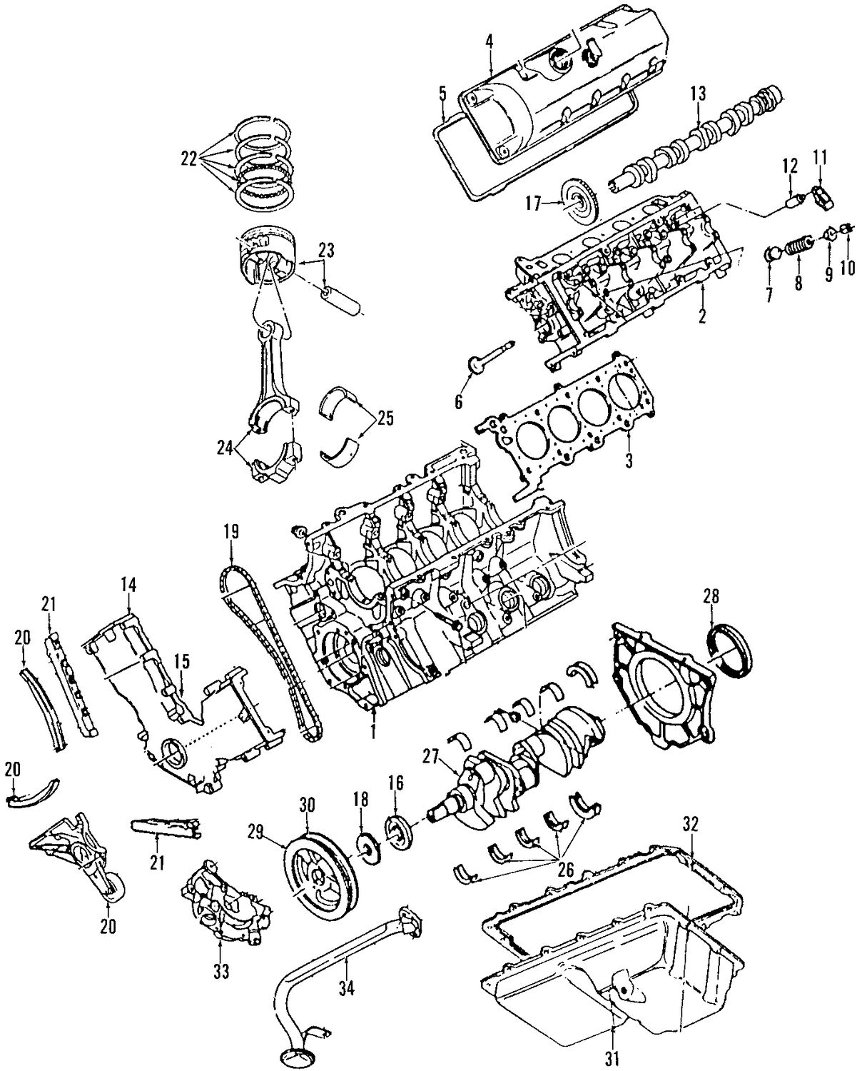 302 engine diagram 20 piston best wiring library 1949 GMC FC Engine genuine ford piston for 8r3z6108a