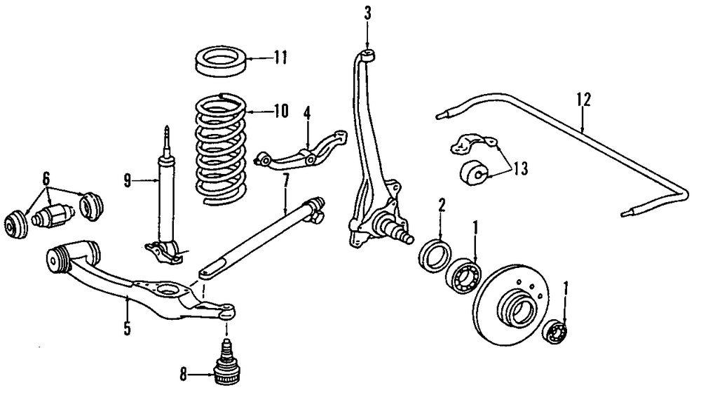 560 mercedes engine diagram