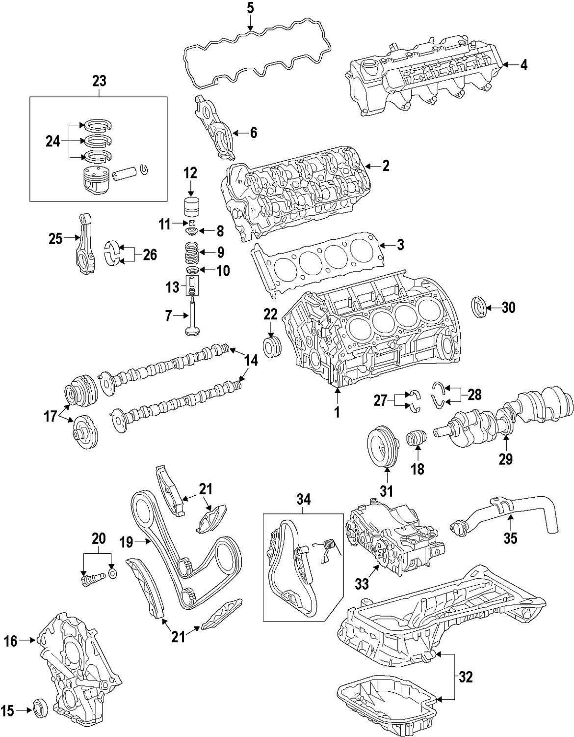 sel engine parts diagram  sel  free engine image for user