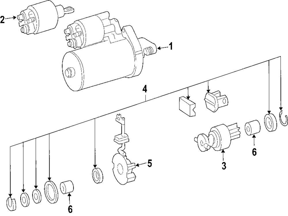 Genuine Mercedesbenz Bushing Mbz 0001519950: Chrysler Starter Wiring Diagram At Johnprice.co
