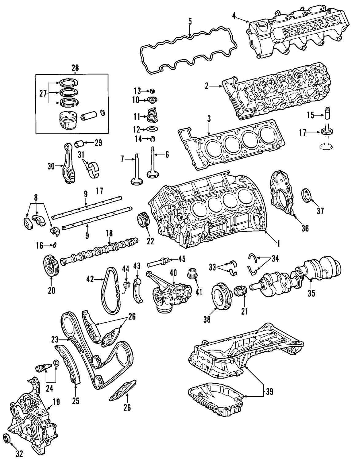 mercedes c230 parts diagram wiring schematic diagram1999 mercedes benz  ml320 engine diagram best wiring library diagram