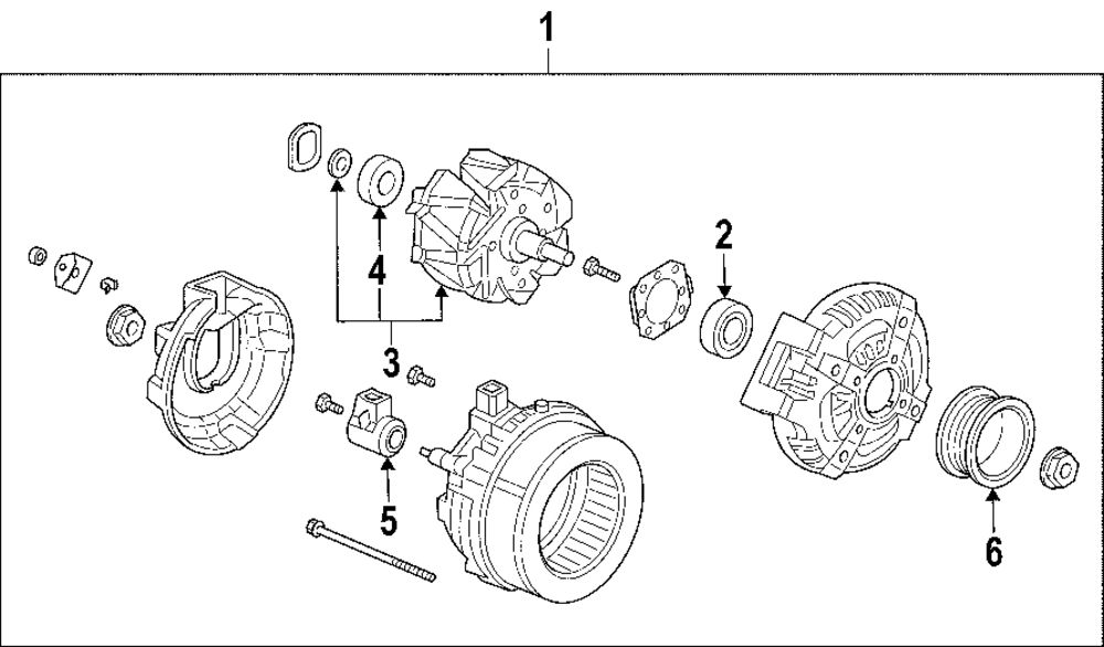Orange YeeeHaa 6 Speed Clear Retro Metal Flake with M16 x 1.5 Insert American Shifter 302011 Shift Knob