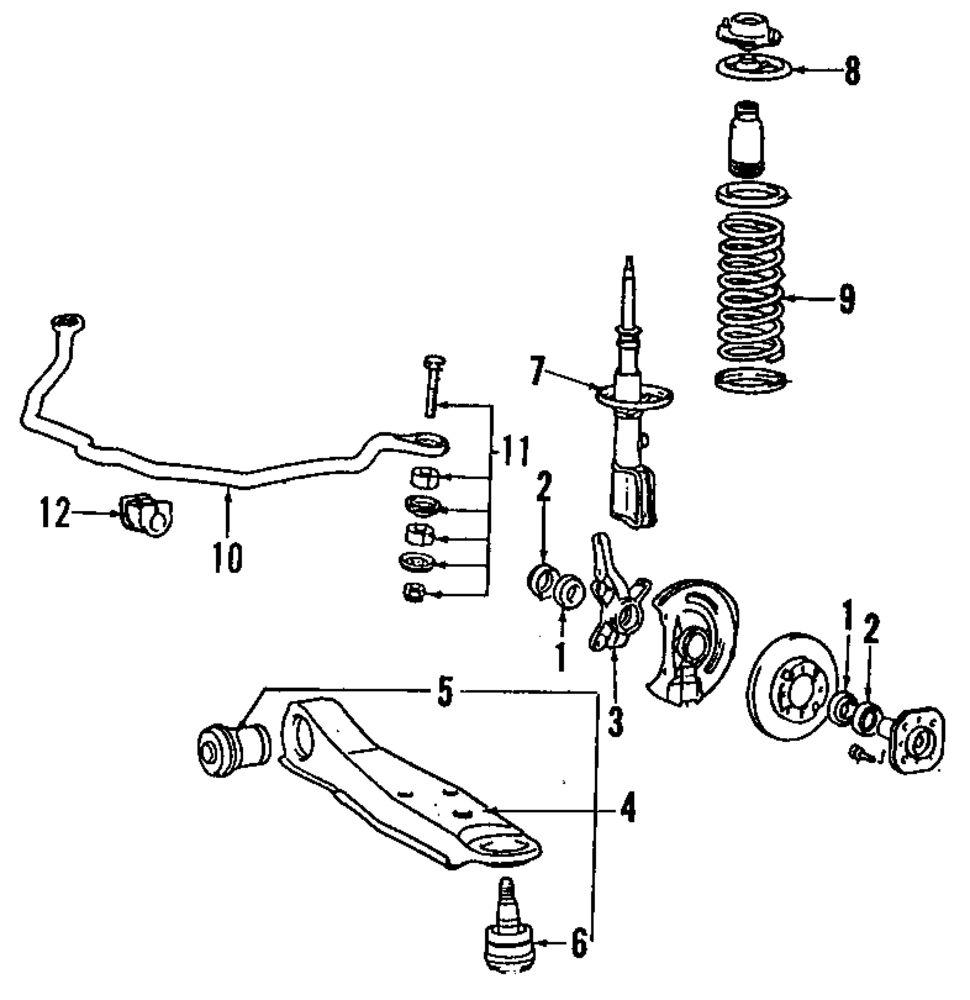 Mopar Direct Parts Dodge Chrysler Jeep Ram Wholesale Retail Mitsubishi Transmission Bushing Diagram Genuine Stabilizer Bar Mit Mb349196