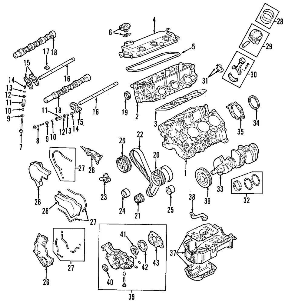 2004 mitsubishi endeavor parts catalog