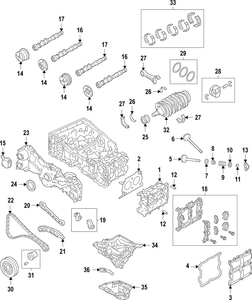 Mopar Direct Parts Dodge Chrysler Jeep Ram Wholesale Retail Subaru Exhaust Diagram Genuine Camshaft Sub 13052ab030