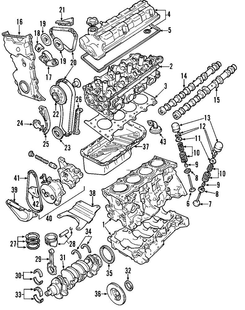 2007 Suzuki Xl7 Engine Diagram Wiring Library. Buy Engine Parts For Suzuki Aerio Vehicle Mopardirectparts Rh Multicab Diagram. Suzuki. 2003 Suzuki Aerio Pulley Diagram At Scoala.co