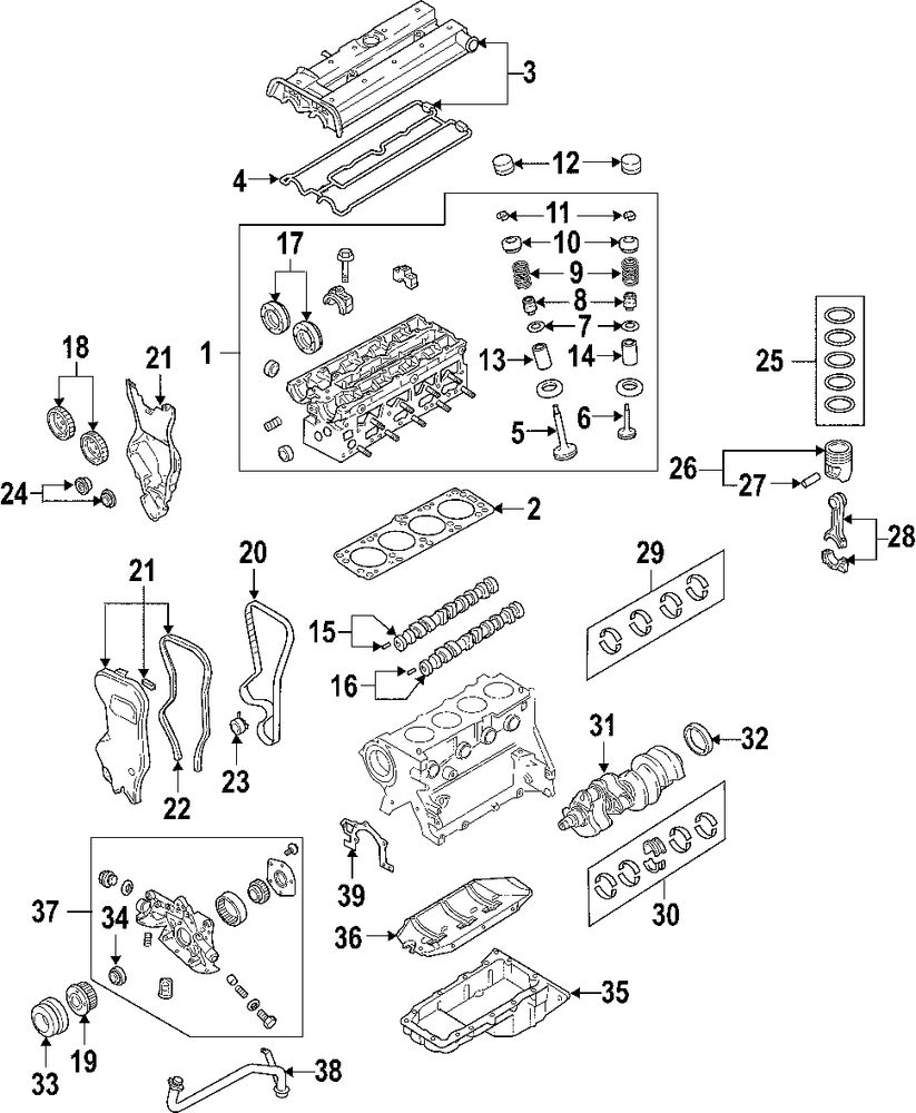 2009 Suzuki Grand Vitara Engine Diagram Wiring Library. Genuine Suzuki Oil Pickup Suz 1652085z00. Suzuki. Suzuki Vitara 1 6 Engine Diagram At Scoala.co