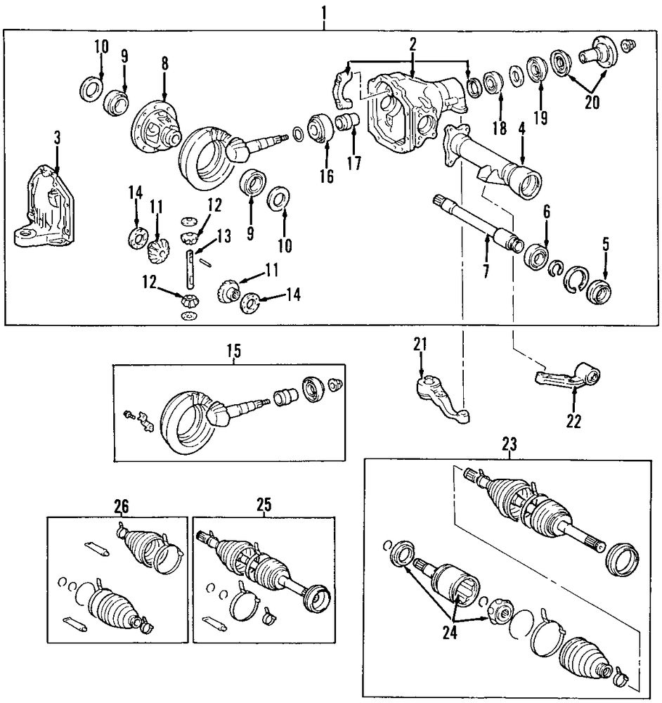 Lexus Lx470 Parts Diagram List Of Schematic Circuit 1999 Wiring 2002 Jm Jmlexus Com Rh Manual