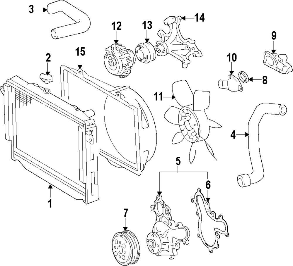 Mopar Direct Parts Dodge Chrysler Jeep Ram Wholesale Retail 2014 Tundra Engine Diagram Thermostat Unit Gasket