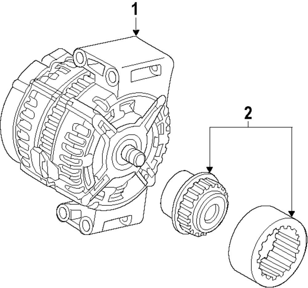 mopar direct parts dodge chrysler jeep ram wholesale retail parts Excalibur Wiring Diagrams genuine land rover coupling lan lr001981