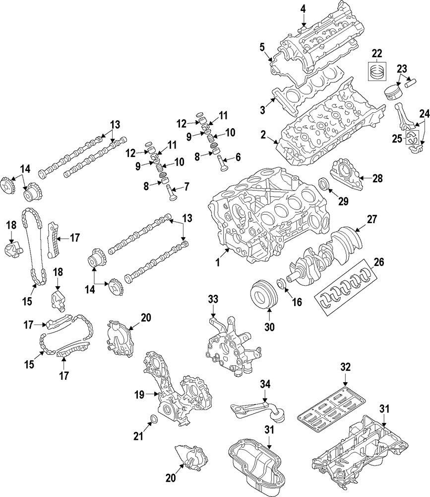 2009 Infiniti Qx Head Gasket: Dodge Chrysler Jeep Ram Wholesale