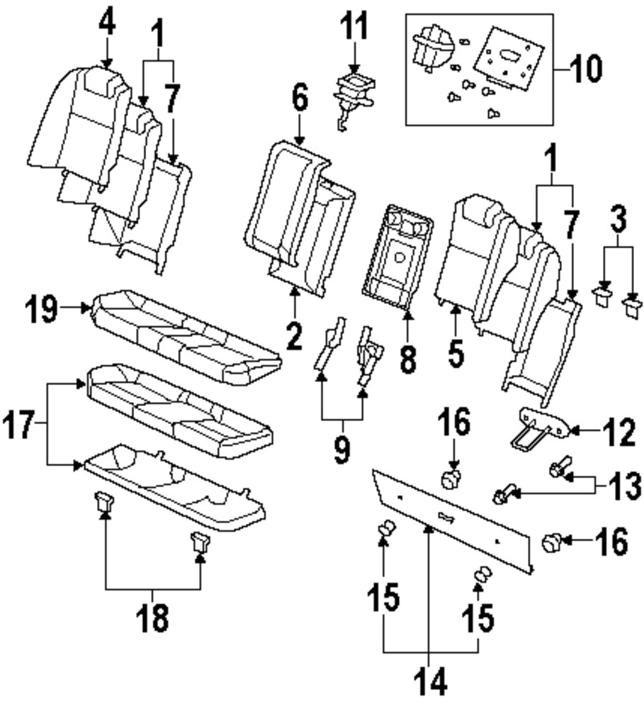 Diagram Of 2009 G8 Pon Electrical Wiring 22794 Hunter Pontiac Seats And Tracks Parts Mopardirectparts Com
