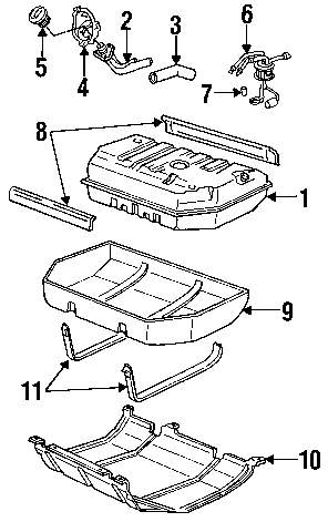1992 Chevrolet K1500 Suburban Parts