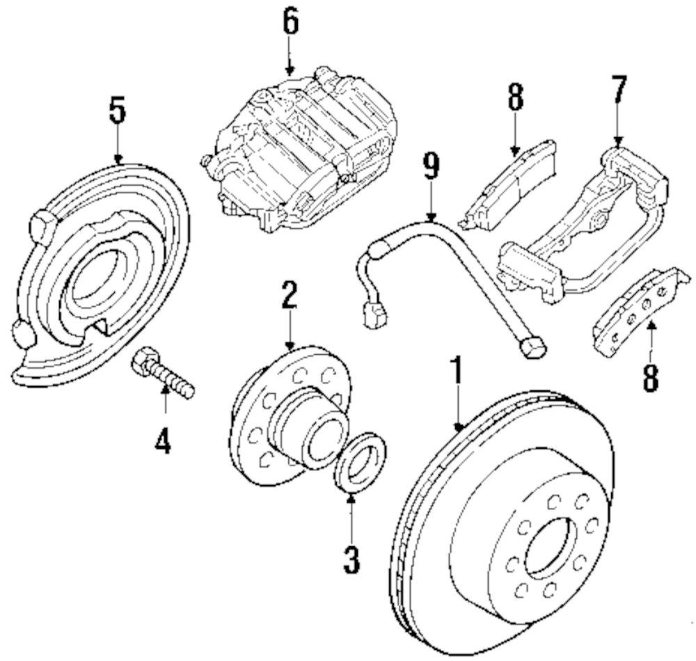 Mopar Direct Parts Dodge Chrysler Jeep Ram Wholesale Retail 2002 Chevy Silverado Breakdown Genuine Chevrolet Wheel Stud Che 11588811
