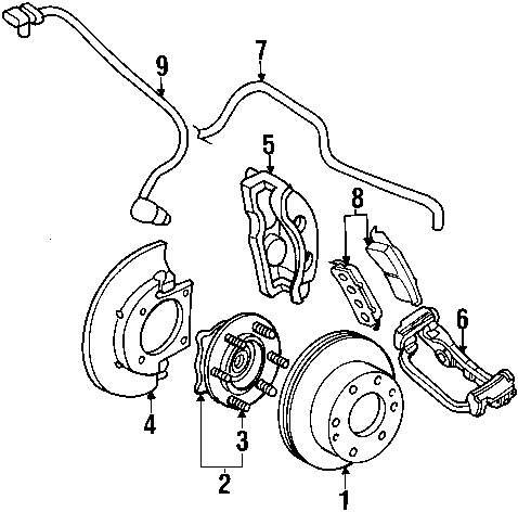 Chevrolet Brake Parts Diagrams Not Lossing Wiring Diagram
