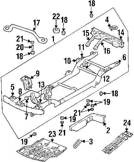 2002 Chevrolet Express 2500 Frame Parts This Is Not A Real Site Chevy Silverado Fuel Pump Auto Diagrams Genuine Mount Bracket Che 91174834