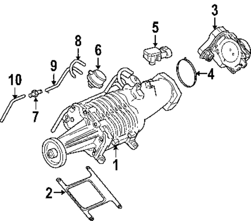 Saturn Ion Body Parts Diagram Manual Of Wiring 2004 Supercharger And Components This Is Not A Rh 100628 1440 Nexpartb2c Com 2005