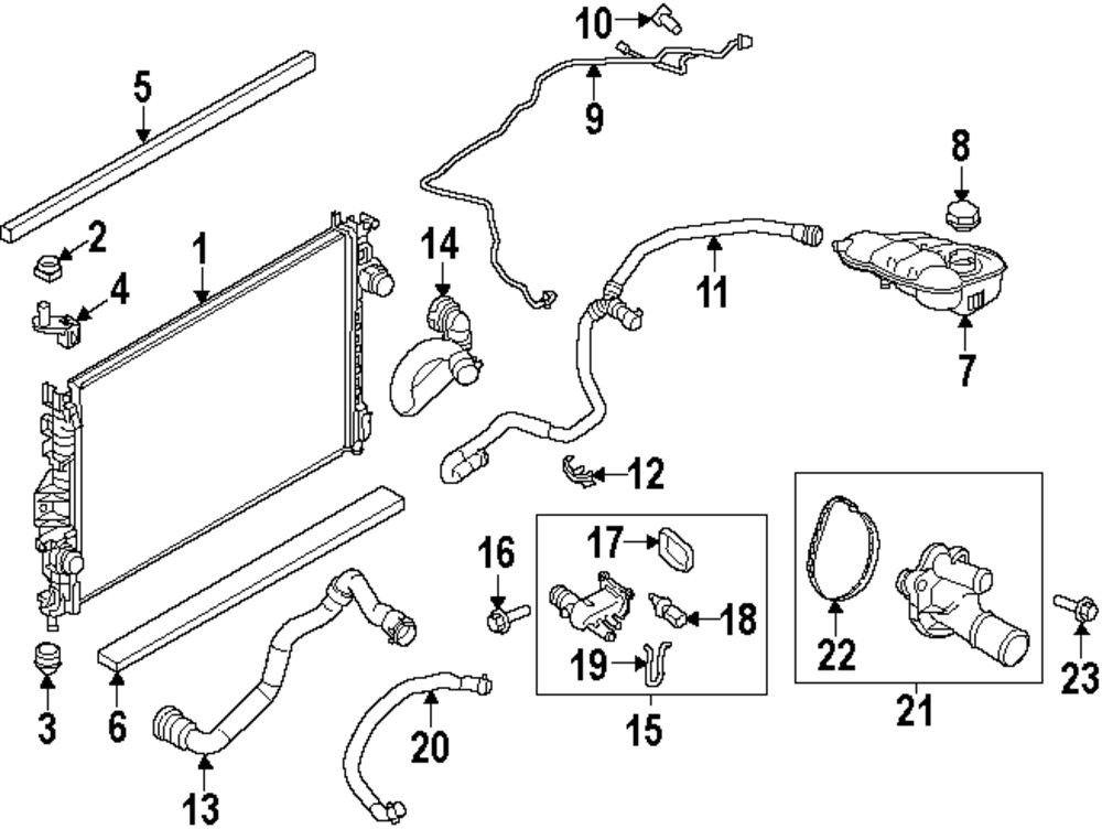 2000 ford focus radiator diagram wiring diagram blog data 1988 Ford Bronco Fuel System Diagram 2002 ford focus cooling system diagram wiring diagrams lose 2000 ford focus radiator hose diagram 2000 ford focus radiator diagram