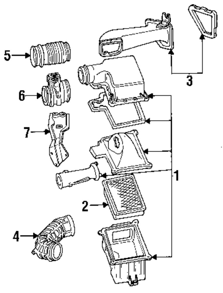 1993 Dodge Truck Radio Wiring