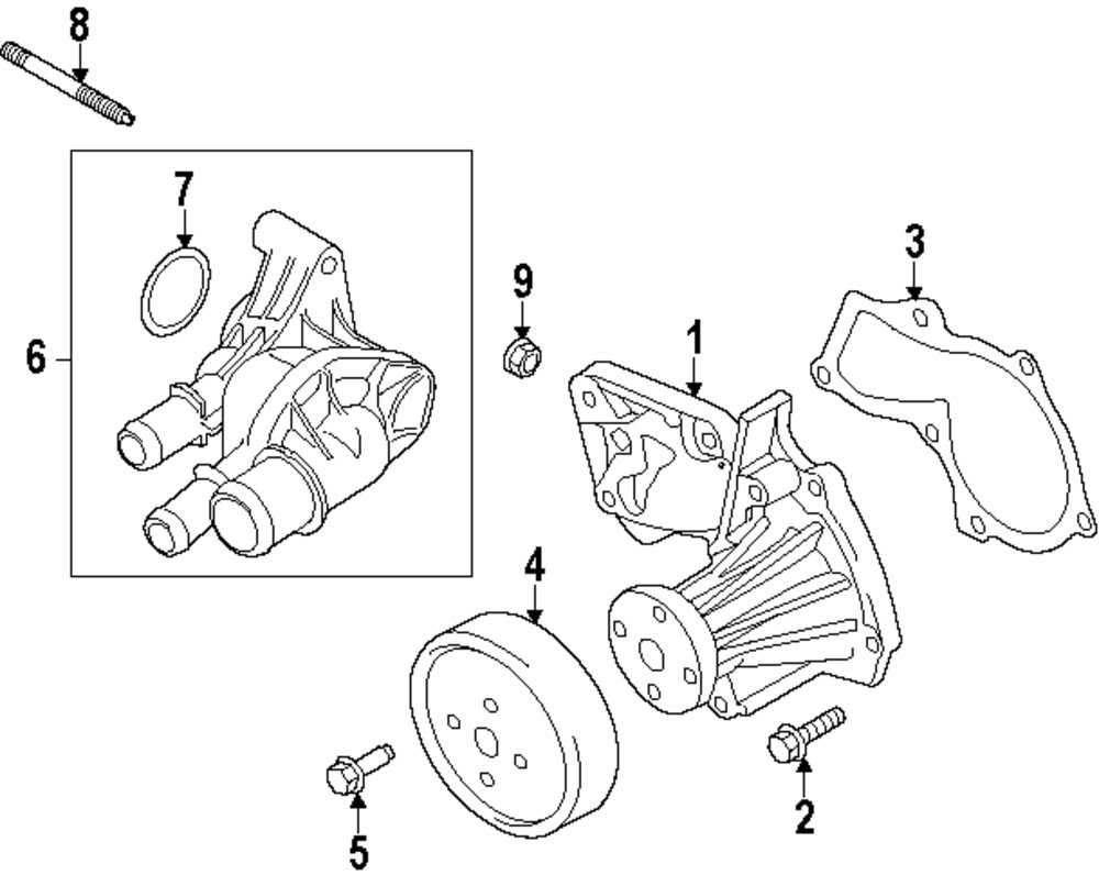 Browse A Sub Category To Buy Parts From This Is Not Real Site Ford Pulley Diagrams Genuine For Ds7z8509a