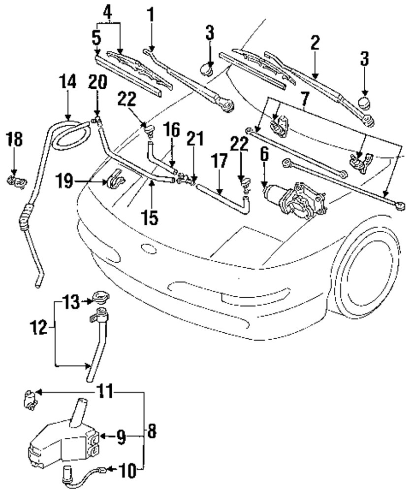 browse a sub category to buy parts from this is not a real site Wiper Linkage Repair genuine ford wiper motor for f32z17508a