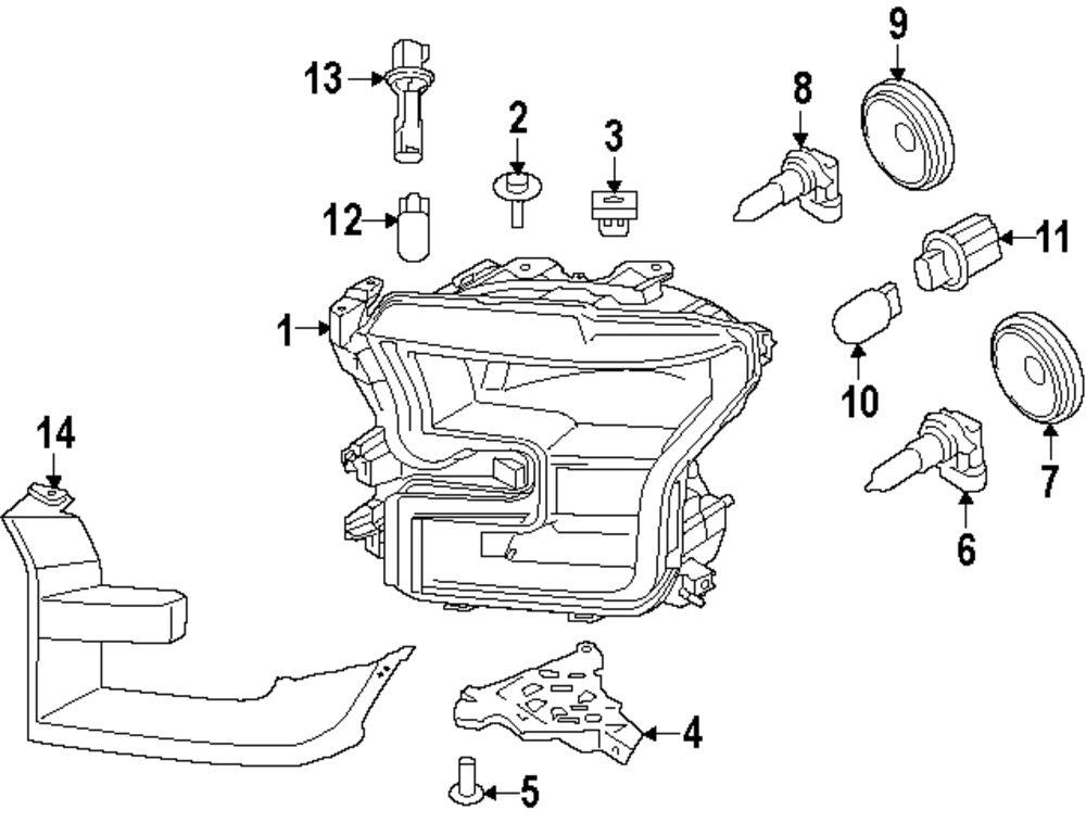 Maserati Motordiagramm