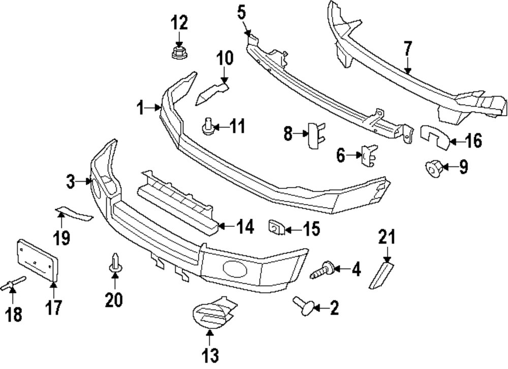 Body Hardware Parts For Chevrolet