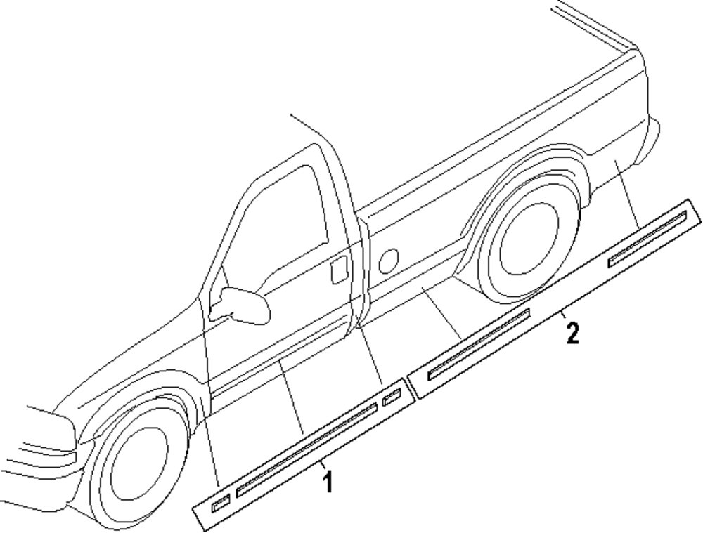ford f350 door parts