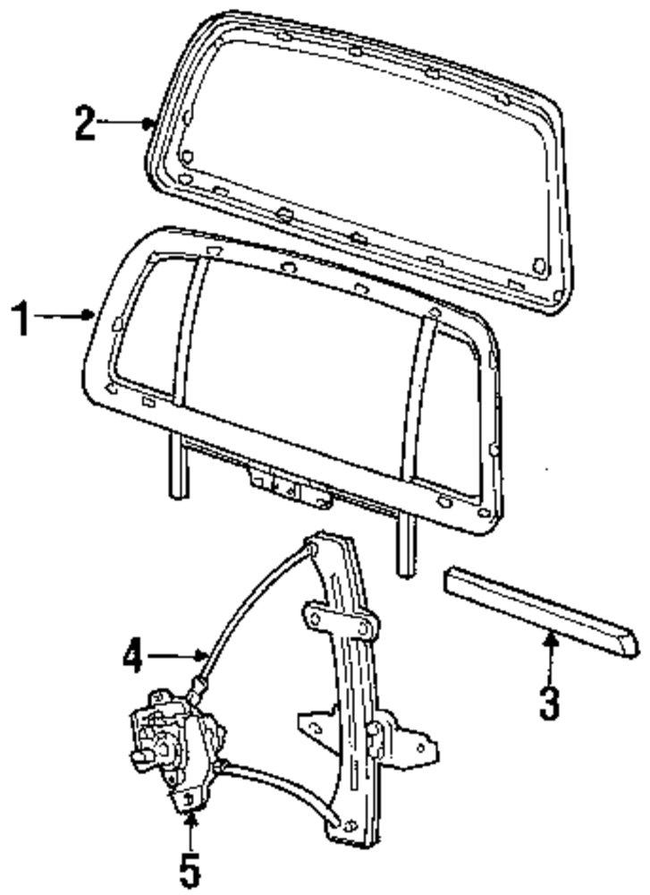 Buy Back Glassglass Parts For Mustang Ford Explorer Sport Trac