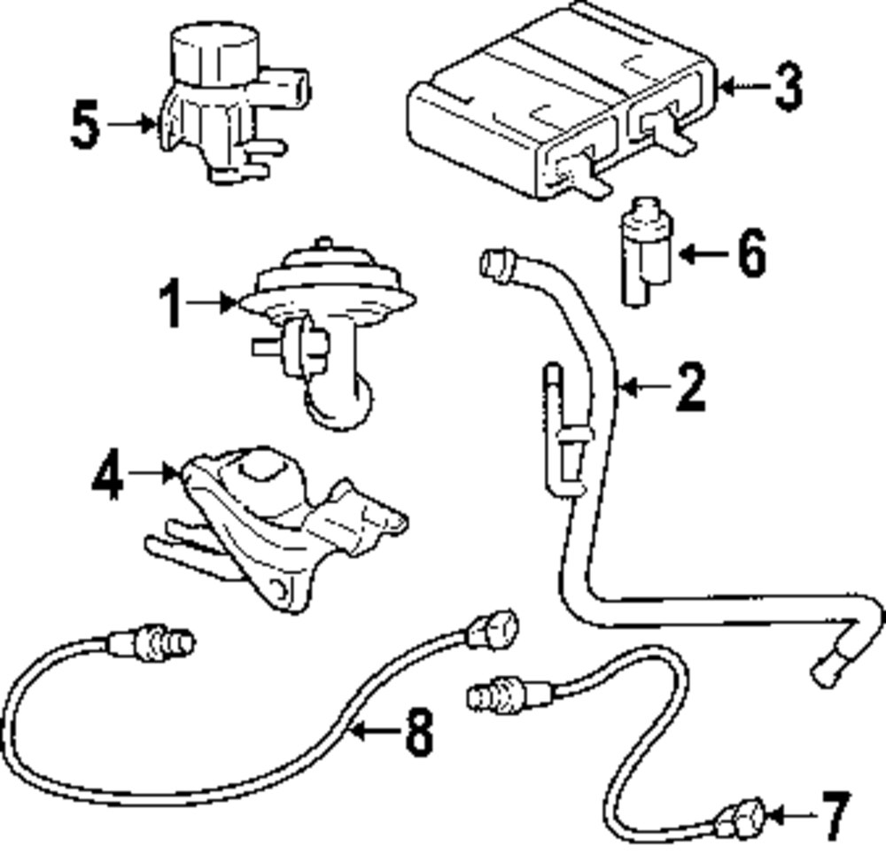 egr tube vacuum wiring diagram database Ford F-150 Vacuum Lines Diagram mopar direct parts dodge chrysler jeep ram wholesale retail parts 99 toyota camry egr tube vacuum