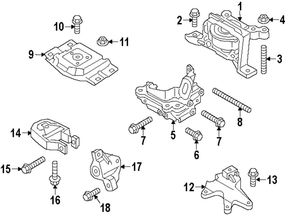 mopar direct parts dodge chrysler jeep ram wholesale retail parts Jeep Ro bracket bolt
