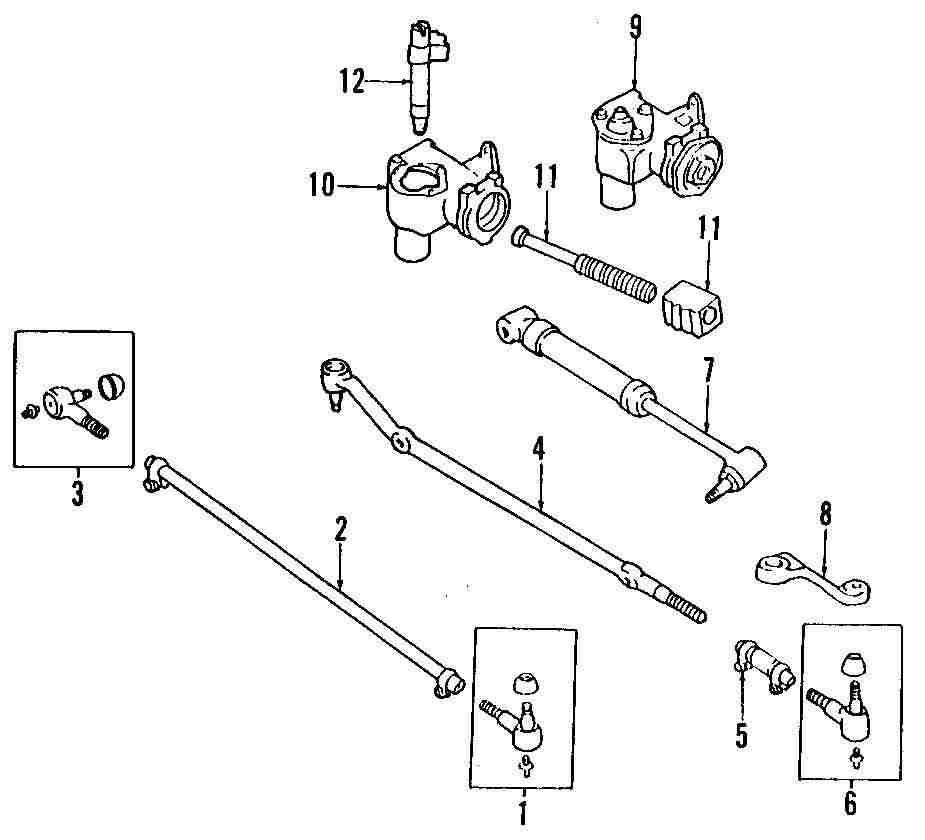 mopar direct parts dodge chrysler jeep ram wholesale retail parts Link Diagram Example genuine jeep outer tie rod jee j8123319