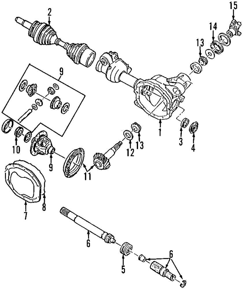 dodge ram front differential diagram  u2022 reveurhospitality com