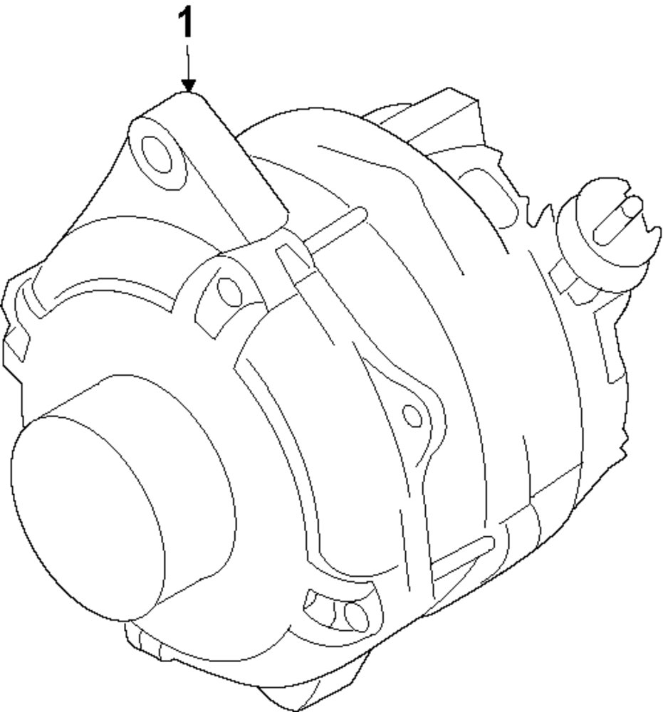 Browse A Sub Category To Buy Parts From This Is Not Real Site Ford Alternator Genuine For Ck4z10346a