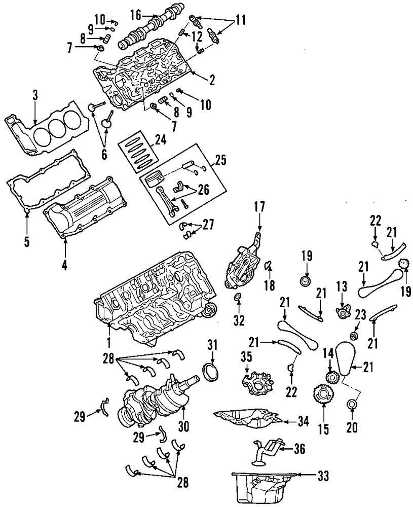 Mopar Direct Parts Dodge Chrysler Jeep Ram Wholesale Retail 2010 Sebring Engine Diagram Genuine Timing Chain 5019423ad