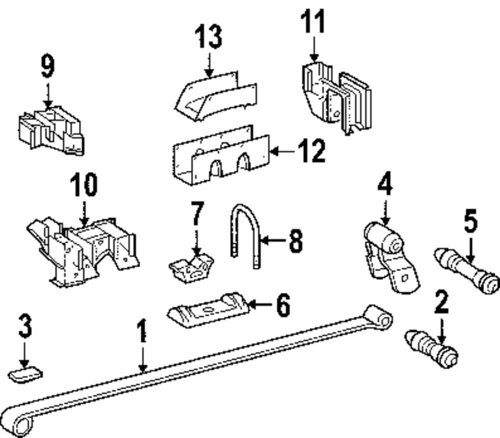 browse a sub category to buy parts from mopardirectparts Jeep Cherokee Front Suspension Diagram u bolt