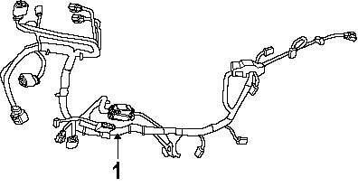 2013 KIA OPTIMA Wiring Harness Parts – Kia Optima Wiring Harness