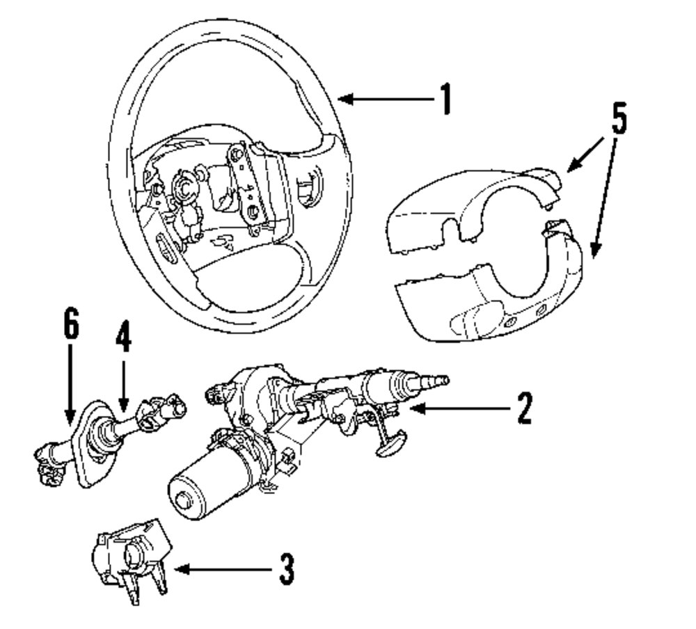 Saturn Steering Column Diagram Preview Wiring Chevy Parts 2004 Vue This Is Not A Real Site Rh 100628 1440 Nexpartb2c Com Chevelle Gmc