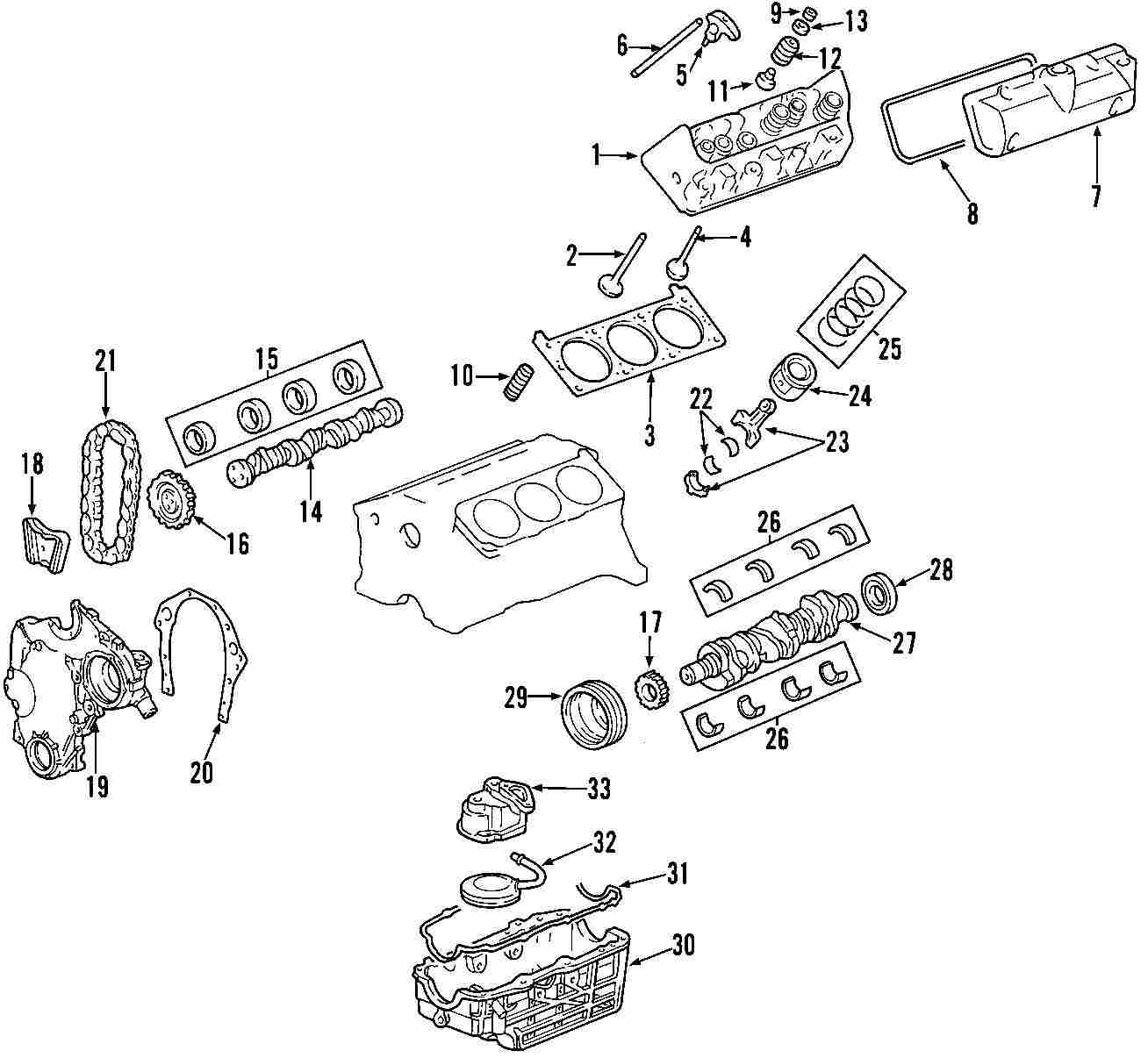 Mopar Direct Parts Dodge Chrysler Jeep Ram Wholesale Retail Saturn Lw300 Engine Piston Diagram Genuine Valve Cover Sat 12591710