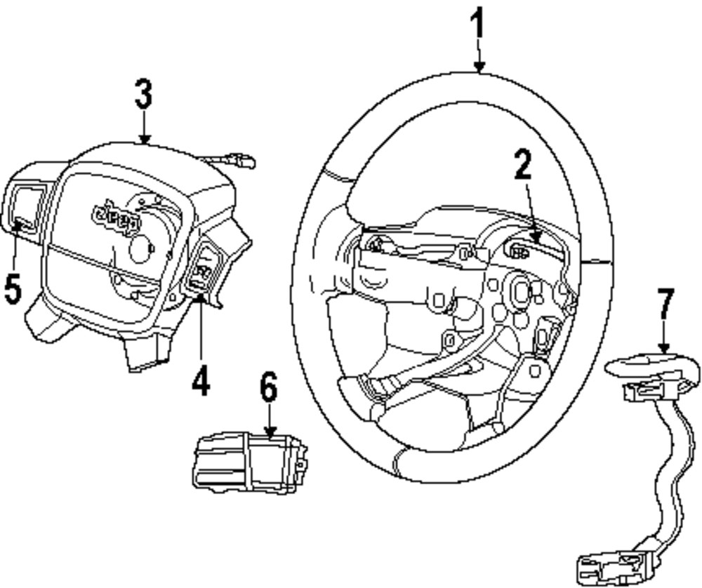 mopar direct parts dodge chrysler jeep ram wholesale retail parts 2 Wire Harness Connector wire harness