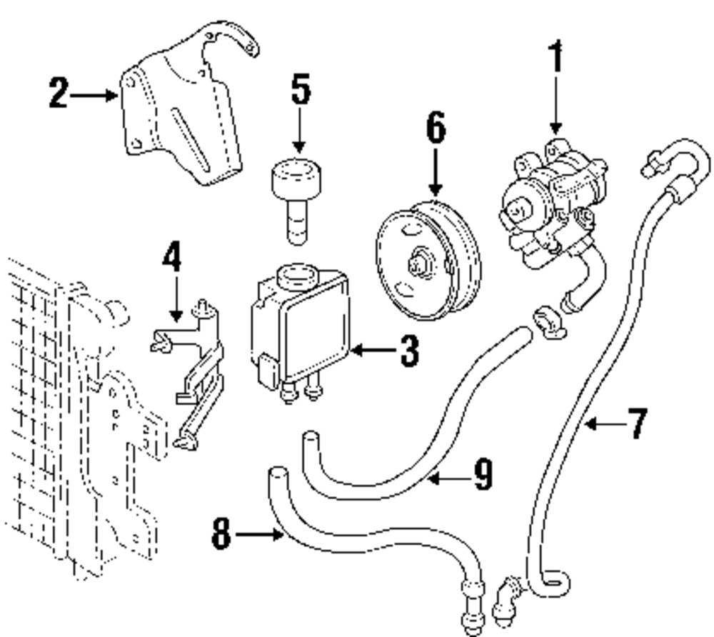 browse a sub category to buy parts from mopardirectparts Jeep J10 Lifted genuine jeep upr return hose jee 52005411