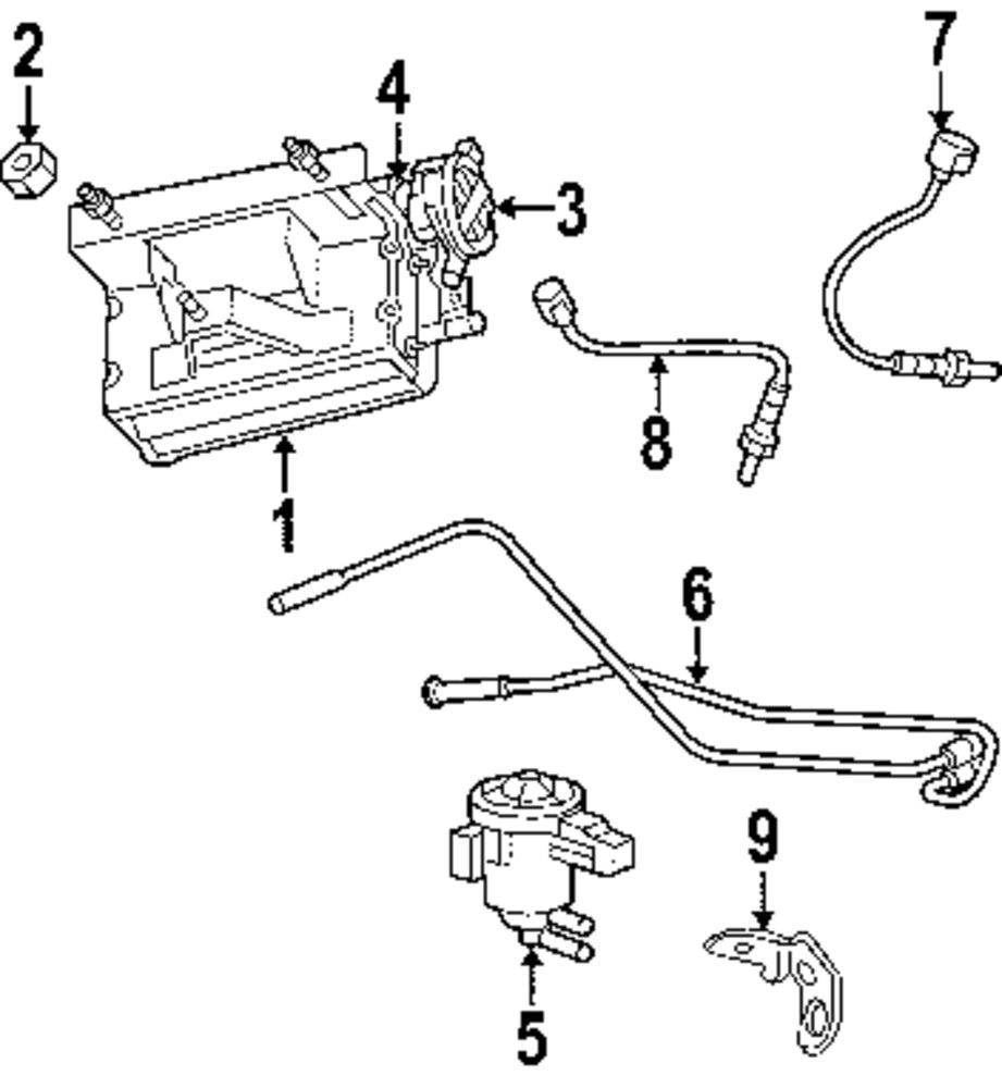 Jeep Emission Parts Schematic Reinvent Your Wiring Diagram 2006 Wrangler Engine Mopar Direct Dodge Chrysler Ram Wholesale Retail Rh Mopardirectparts Com 2000
