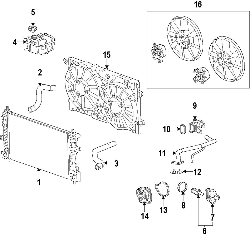 Browse A Sub Category To Buy Parts From This Is Not Real Site Buick Transmission Diagram Genuine Reservoir Cap Bui 13502353