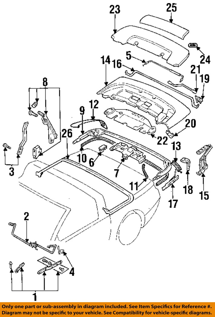 Oediag on Nissan 300zx Convertible Parts Diagram