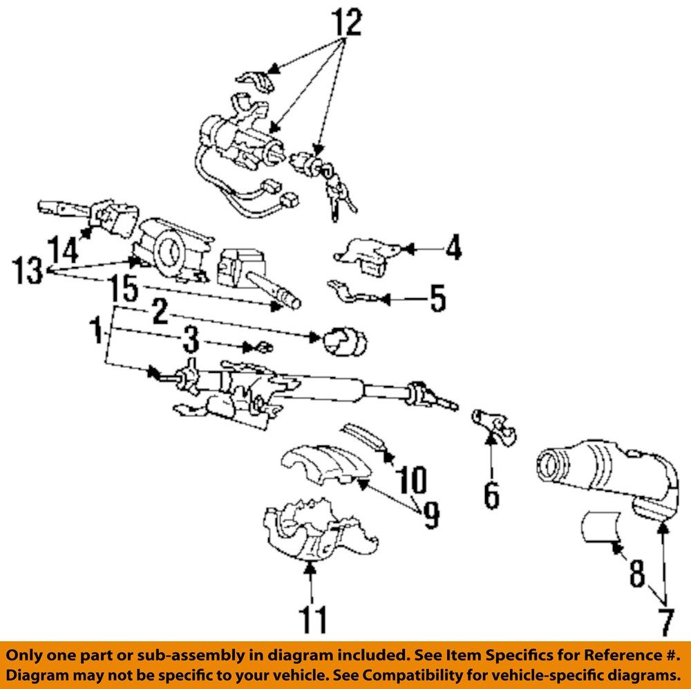 Honda oem 35100sr3a13 94 95 civic del sol ignition switch for Honda civic a13 service