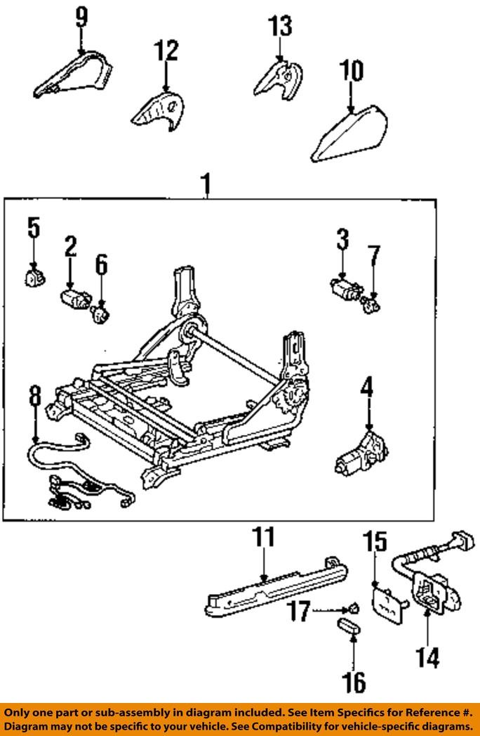 Toyota Oem Power Seat Switch 8492233020 Ebay