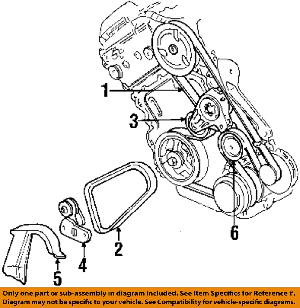 92 cadillac deville engine diagram 1998 cadillac deville engine diagram cadillac gm oem 92-93 deville-serpentine drive belt idler ...