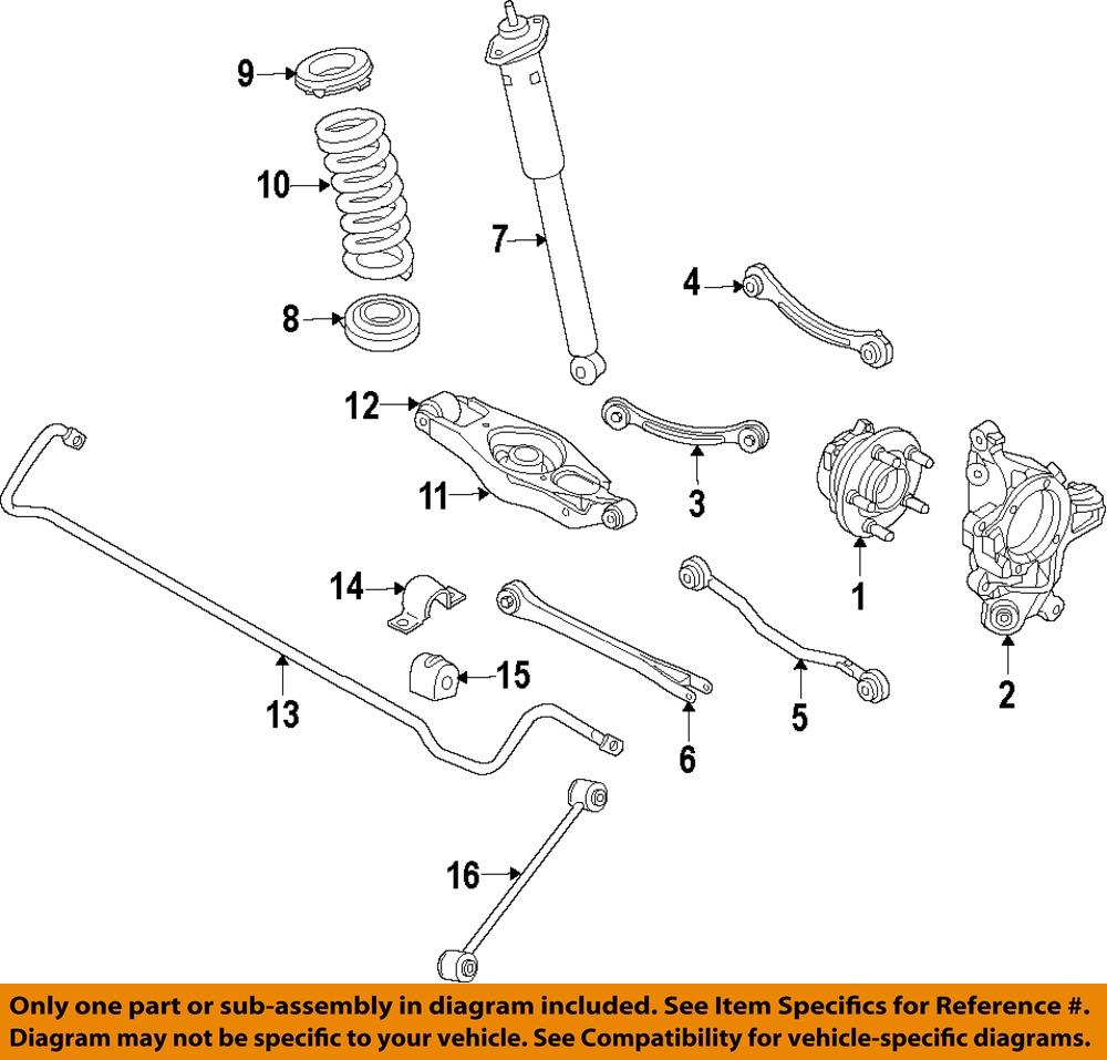 Oediag Cg on 2004 Chrysler Sebring Rear Suspension Diagram