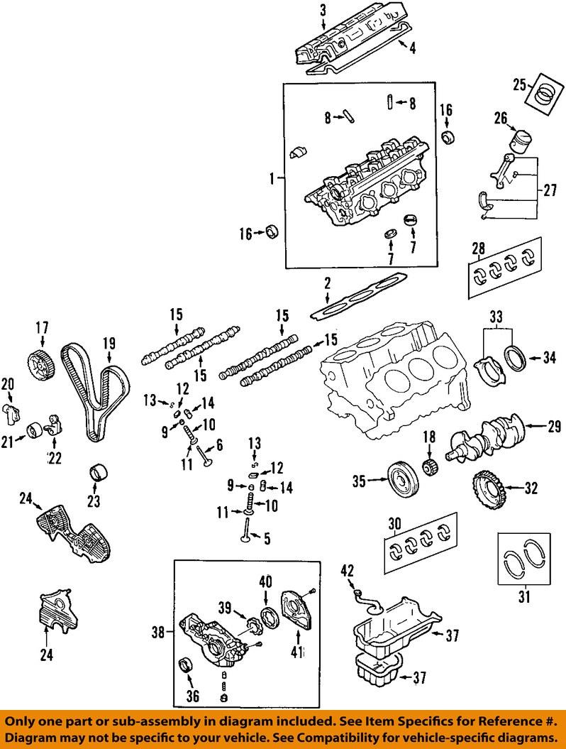 03 hyundai santa fe engine diagram hyundai oem 03-06 santa fe-engine timing belt tensioner ...
